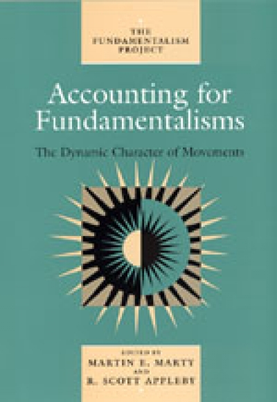 Fifth Volume of the Fundamentalism Project (2004), eds. Martin E. Marty and R. Scott Appleby
