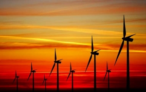 """Why fickle wind power wins out over nuclear"""