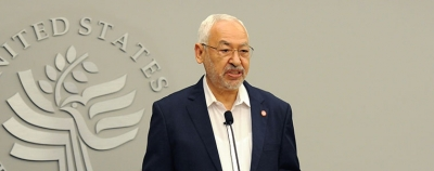 """Sheikh Rachid Ghannouchi on Balancing Democracy and Security in North Africa"""