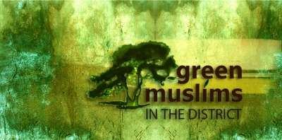 logo of the DC Green Muslims organization
