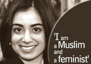 'I am a Muslim and a Feminist' - The Rediff Interview/Writer Asma Gull Hasan - May 21, 2004.