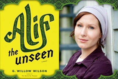 Special edition of Uprising (Uprising Radio) hosted by Alan Minsky on Willow Wilson's debut novel, Alif the Unseen, July 24, 2012