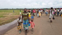 People on the run in Central African Republic. Photo: UNHCR/Djerassem Mbaiorem